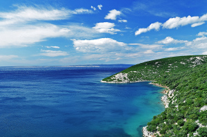ostrov Rab v Chorvatsku - užijte si dovolenou na ostrově Rab